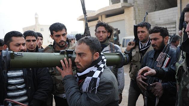 Filtran documentos de una empresa británica sobre un complot contra Siria y Rusia