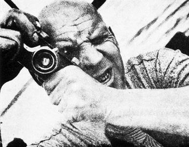 El gran fotógrafo ruso Aleksander Rodchenko