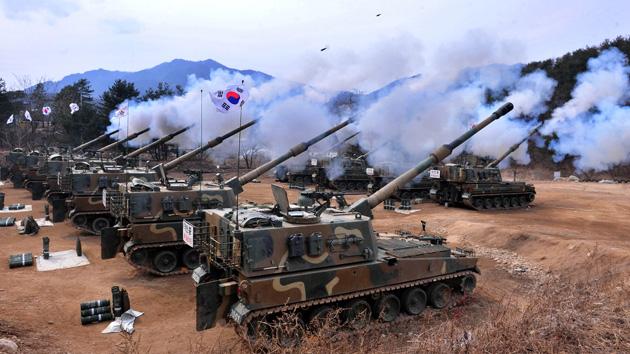 Corea del Sur pone su Ejército en alerta máxima