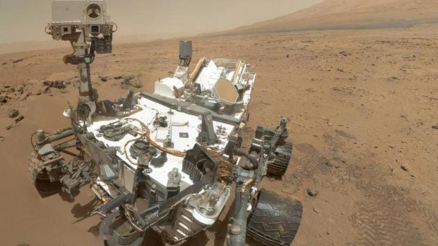 """El Curiosity descubre una """"información estupefaciente"""""""