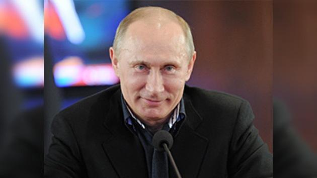 Putin 'viene renovándose', según su secretario de prensa