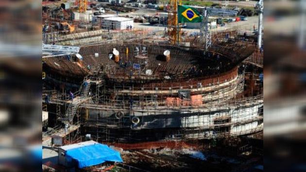 Brasil ultima la expansión de su programa nuclear