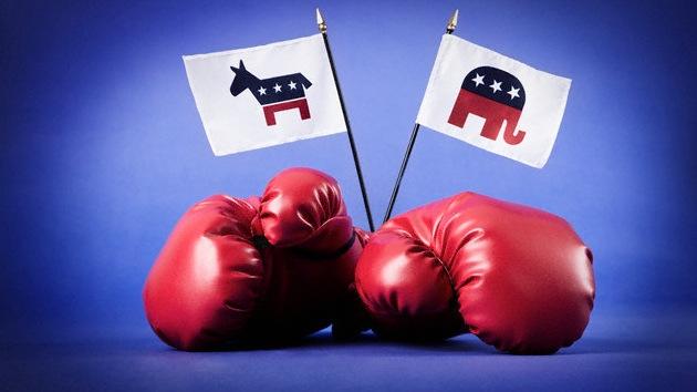 Infografía: EE.UU. a través de los ojos de Obama y de Romney