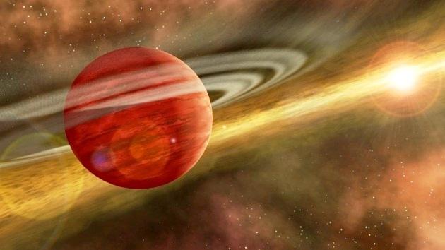 Hallan el planeta más alejado de su estrella