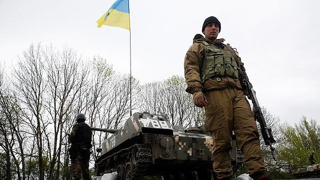 """En Ucrania participan empresas militares extranjeras"""