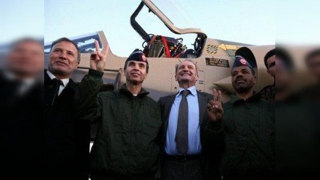 La posguerra libia: Francia recoge frutos tras la 'siembra' de bombas