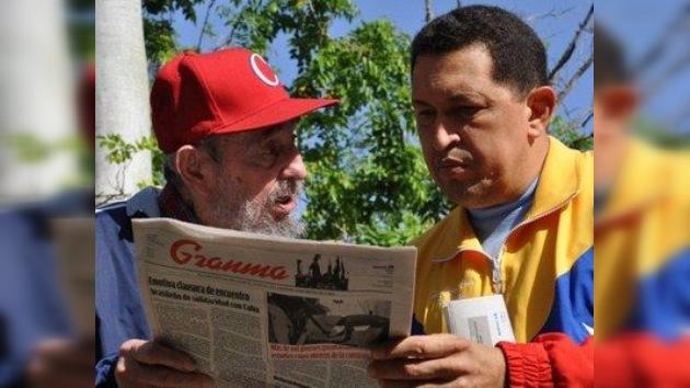 """Eva Golinger: """"Chávez no está en ningún estado crítico"""""""