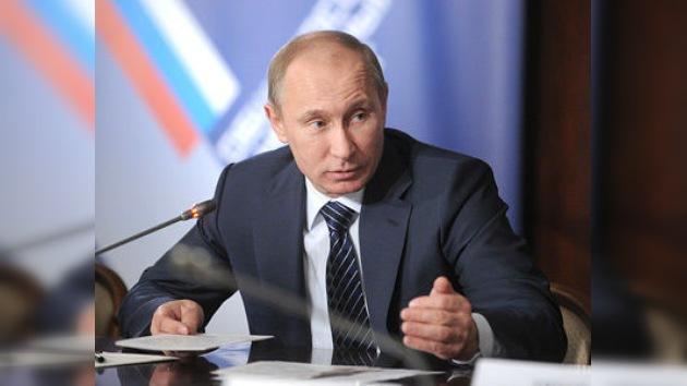 Putin está dispuesto a dialogar con la oposición