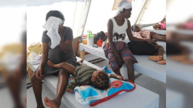 Haití exige a la ONU compensaciones millonarias por propagar el cólera