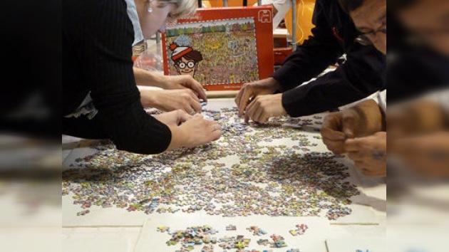 Rusia gana el campeonato europeo de montaje de puzles