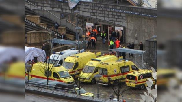 Atentado con explosivos en Bélgica