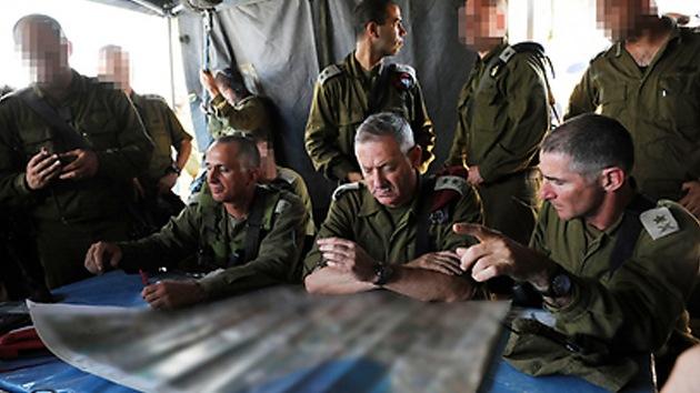 El Ejército de Israel realiza un simulacro de ataques terroristas en su territorio
