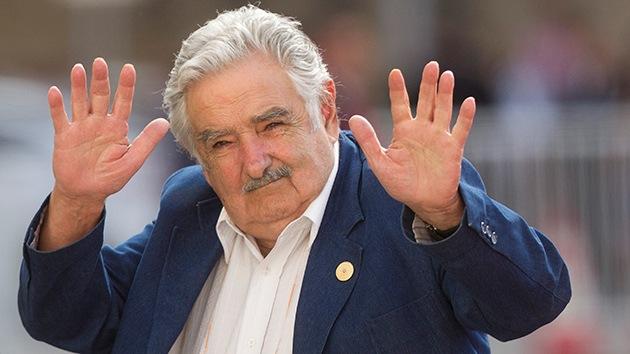 """Mujica: """"La profesión de presidente no existe"""""""