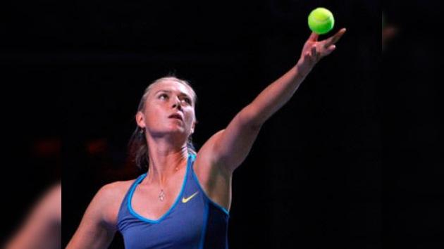 Sharápova cae ante la australiana Stosur en el torneo WTA de Estambul