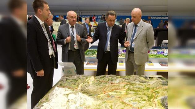 Se firmaron los primeros contratos en el Foro de Inversión 'Sochi 2010'
