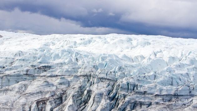 Hallan un paisaje de 3 millones de años bajo el hielo de Groenlandia