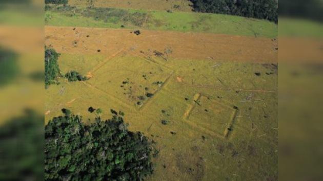Hallan los restos del presunto prototipo de la ciudad mítica de El Dorado