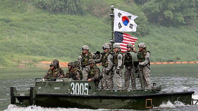 Comienzan las maniobras conjuntas a gran escala de EE.UU. y Corea del Sur