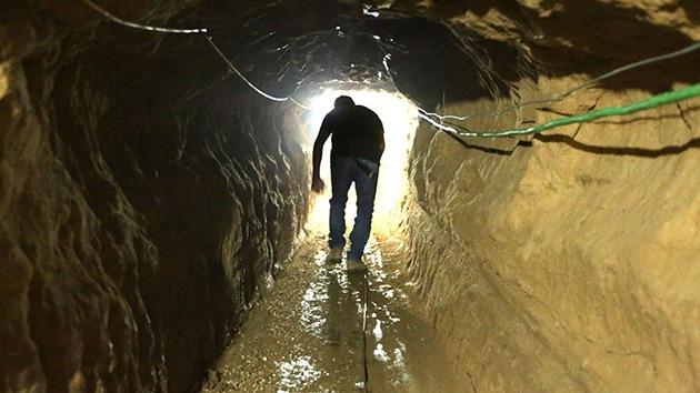 Un tribunal de El Cairo ordena destruir los túneles entre Egipto y Gaza