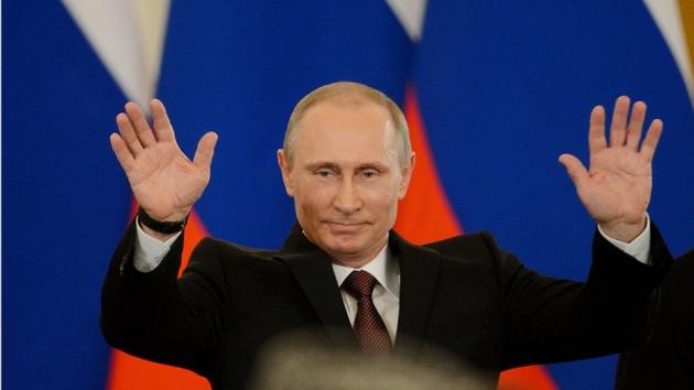 Las 10 mejores citas del discurso histórico de Vladímir Putin sobre Crimea