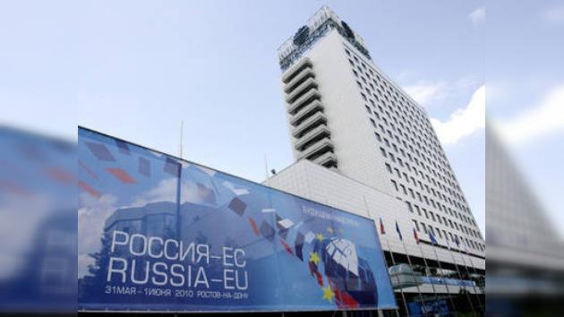 En Rostov del Don se inaugura la cumbre Rusia-UE