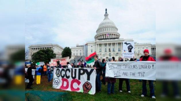 """'Ocupa' no va a parar: """"Les cortarán un tentáculo, otro crecerá"""""""