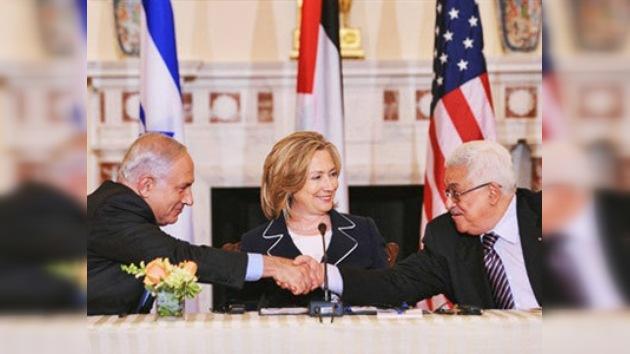 Netanyahu y Abbas acuerdan reunirse de nuevo el 14 y el 15 septiembre