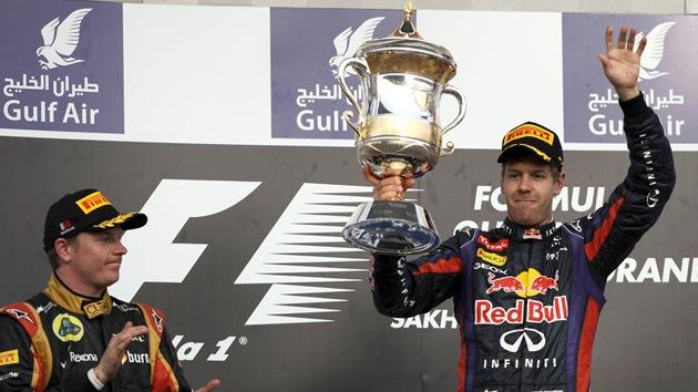 Sebastian Vettel ganó el Gran Premio de Bahréin de la Fórmula Uno