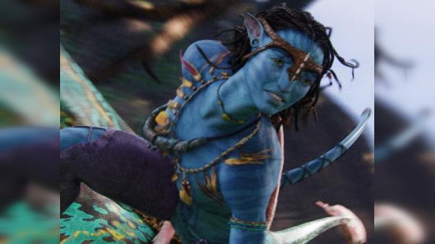 El triunfante debut de Avatar en Rusia