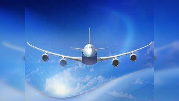 El Boeing 747-8 Jumbo realiza un vuelo inaugural