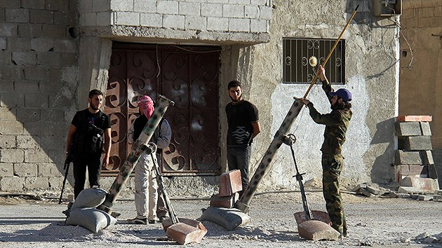 Una acción militar de los rebeldes sirios 'planea' sobre territorio de Israel