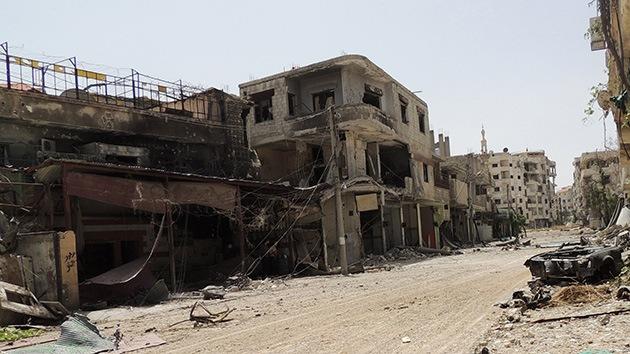 Siria: La ONU halla evidencias de uso de armas químicas por ambas partes