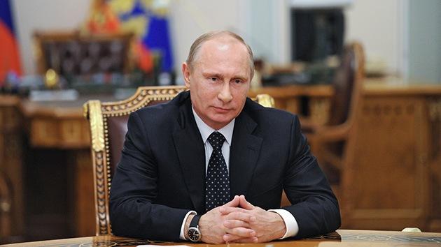 Putin introduce sanciones especiales contra Corea del Norte