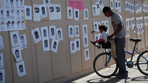 Detienen a otros cuatro presuntos implicados en la desaparición de 43 estudiantes en México