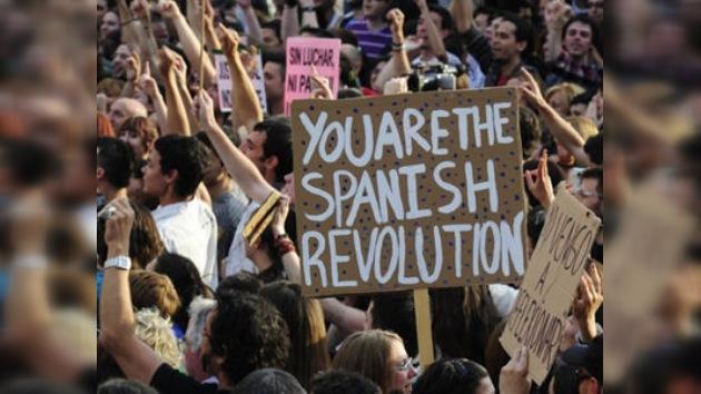 La jornada electoral en España transcurre en absoluta calma a pesar de las manifestaciones