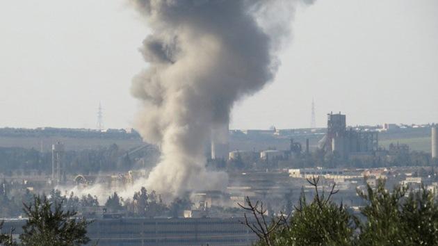 Rebeldes sirios irrumpen en una cárcel de Alepo y liberan a cientos de reos