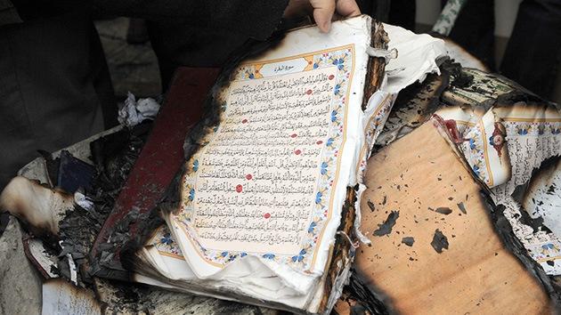 Acción disciplinaria para los soldados de EE. UU. por la profanación del Corán