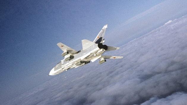 La Fuerza Aérea rusa se ejercitará en el lanzamiento de bombas guiadas