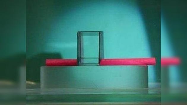 Descubren una forma de invisibilizar objetos grandes