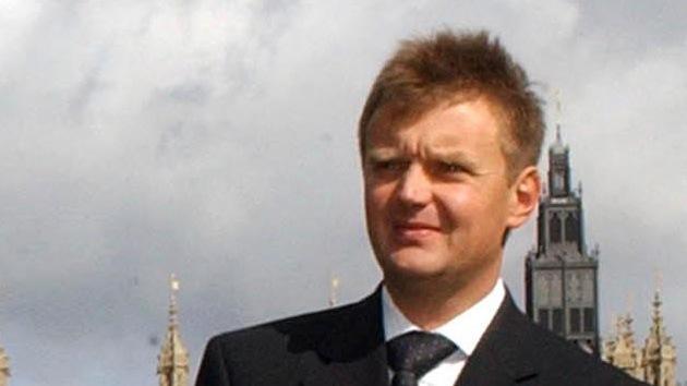 Al servicio de su majestad: El MI6 pagó unos 140.000 dólares a Alexánder Litvinenko