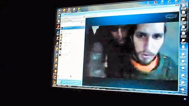 El viajero ruso secuestrado por los rebeldes en Siria se pone en contacto con sus padres