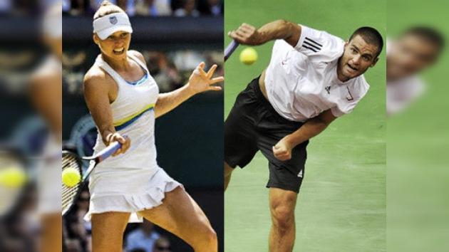 Zvonariova y Yuzhny, en el Top 10 del ranking mundial de tenis