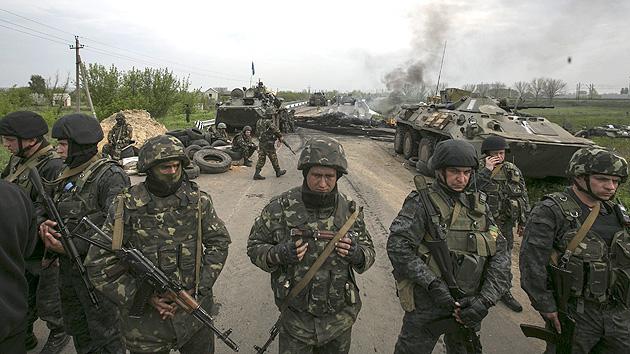 """""""La operación más sangrienta"""": Kiev ataca con artillería la ciudad de Uglegorsk - RT en Español - Noticias internacionales"""
