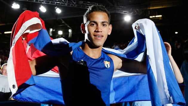 Londres 2012: el cubano Ramírez se hace con el oro en boxeo de 52 kg