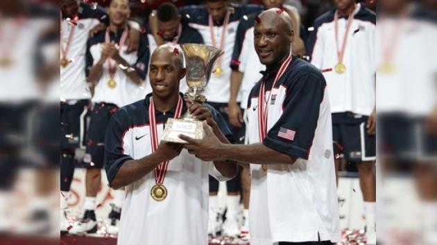 Estados Unidos se proclama campeón mundial de baloncesto