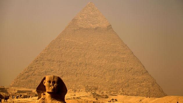¿Resuelto misterio de las pirámides? Revelan cómo los egipcios transportaban los bloques de piedra