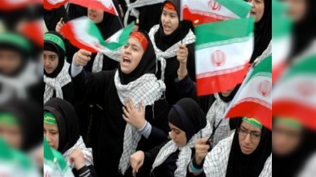 La policía iraní vuelve a actuar con dureza frente a las manifestaciones