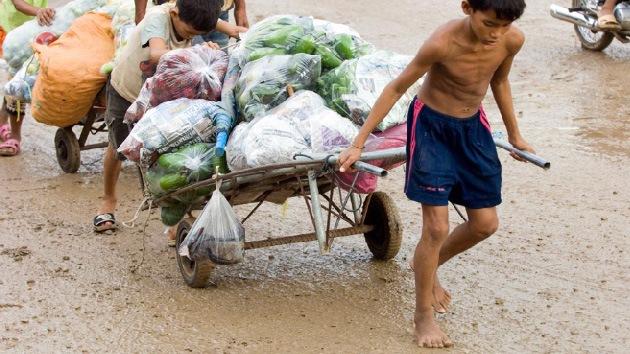 El mayor productor mundial de azúcar se beneficia del trabajo infantil
