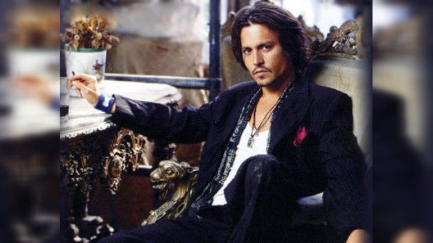 Johnny Depp es el actor mejor pagado de Hollywood