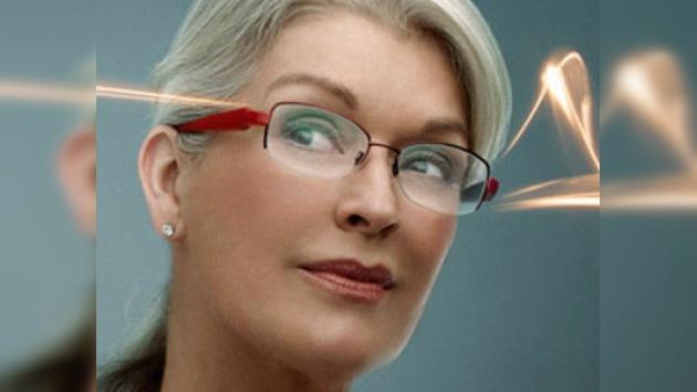 Los gafotas se frotan los ojos: ¿unas lentes con autofoco?